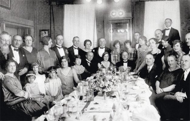 Family Reunion Leipzig 1927